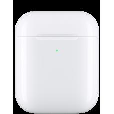 Зарядный кейс Apple AirPods 2 (Case) с поддержкой беспроводной зарядки