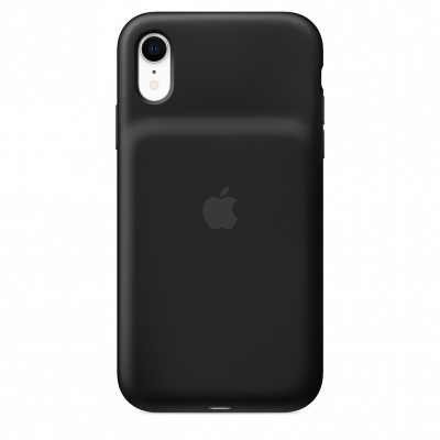 Smart Battery Case для iPhone XR, черный