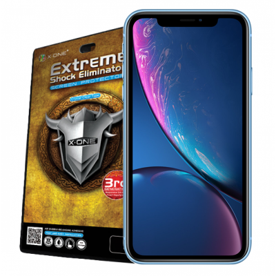 Защитная пленка X-One Extreme Shock Eliminator iPhone XR