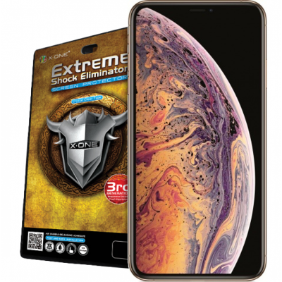 Защитная пленка X-One Extreme Shock Eliminator iPhone XS Max