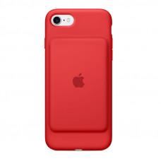 Smart Battery Case для iPhone 7, красный