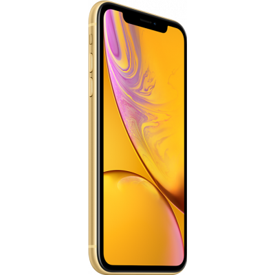 iPhone XR 256GB желтый