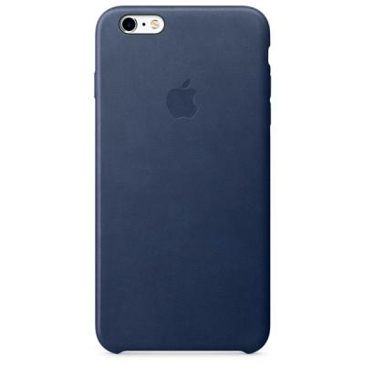 Apple Leather Case iPhone 6 plus / 6s plus синий