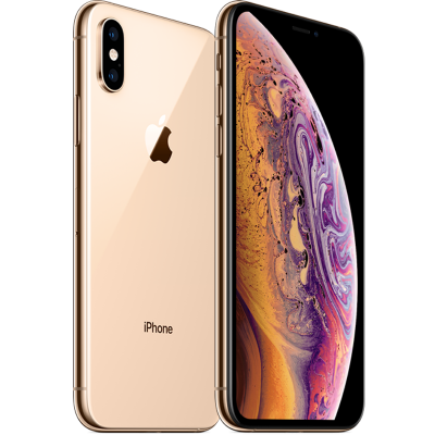 iPhone XS Max 256GB Gold - Dual Sim