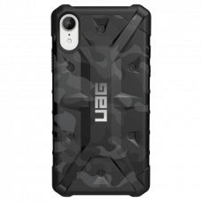 Чехол UAG Pathfinder iPhone XR, темный камуфляж