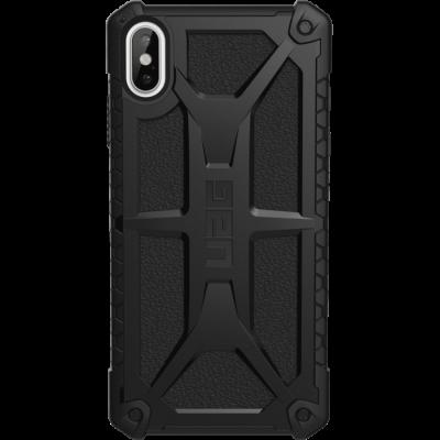 Чехол UAG Monarch iPhone XS Max, черный матовый