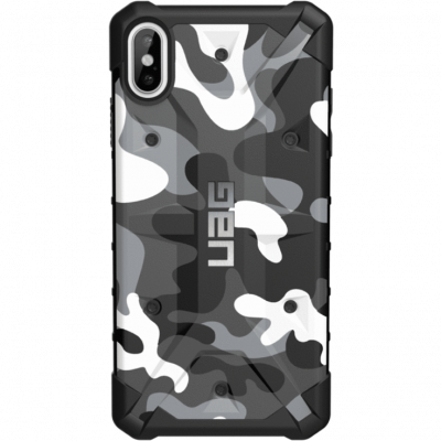 Чехол UAG Pathfinder iPhone XS Max, арктический камуфляж