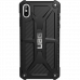 Чехол UAG Monarch iPhone XS Max, черный карбон