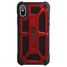Чехол UAG Monarch iPhone X / XS, красный