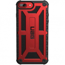 Чехол UAG Monarch iPhone 7 plus / 8 plus, красный