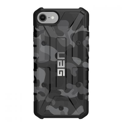 Чехол UAG Pathfinder iPhone 8, темный камуфляж