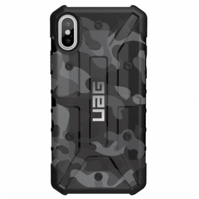 Чехол UAG Pathfinder iPhone X / XS, темный камуфляж