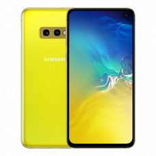 Samsung Galaxy S10e 128Gb Canary Yellow (желтый цитрус)