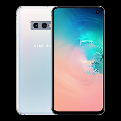 Samsung Galaxy S10e 128Gb Prism White (белый перламутр)