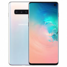 Samsung Galaxy S10 128Gb Prism White (белый перламутр)