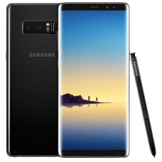 Samsung Galaxy Note8 64Gb Midnight Black (черный бриллиант)