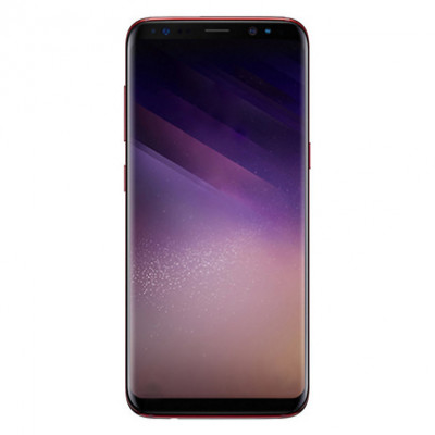 Samsung Galaxy S8 64Gb Burgundy Red (Королевский рубин)