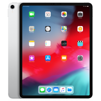 iPad Pro 12.9 (2018) 256Gb Wi-Fi Cellular Silver