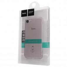 Чехол Hoco Light Series iPhone 7 / 8 силиконовый, прозрачный