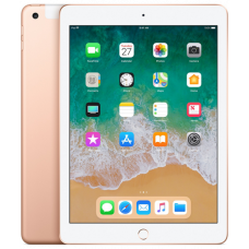 iPad 2018 128Gb Wi-Fi Cellular Gold