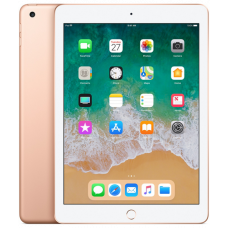 iPad 2018 128Gb Wi-Fi Gold