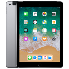 iPad 2018 32Gb Wi-Fi Cellular Space Gray