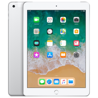 iPad 2018 32Gb Wi-Fi Cellular Silver