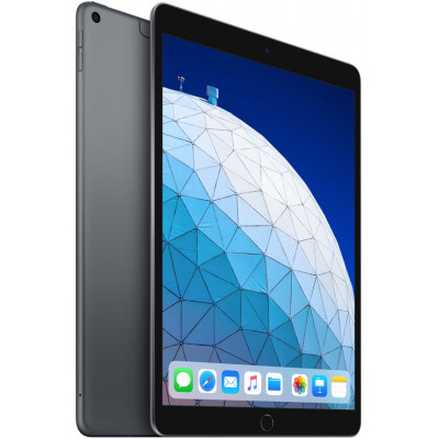 iPad Air 2019 Wi-Fi + Cellular 64ГБ, space gray (серый космос)