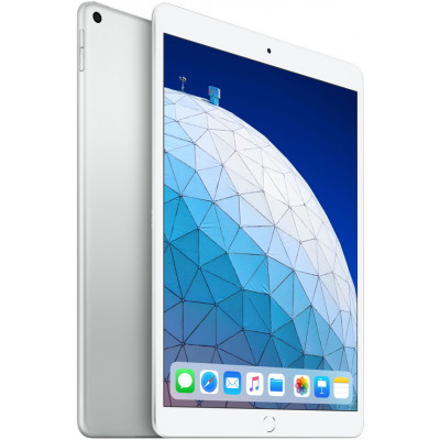 iPad Air 2019 Wi-Fi + Cellular 64ГБ, silver (серебристый)