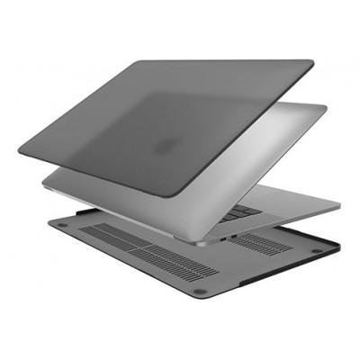 Чехол накладка для MacBook Pro 15 темный матовый