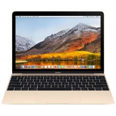 MacBook 12 дюймов 256 ГБ MNYK2 золотой