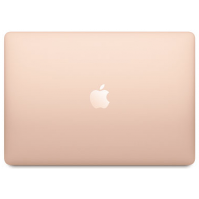 Macbook Air (2019) Retina Gold 1,6 GHz, 8GB, 256GB MVFN2