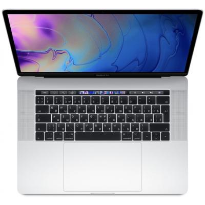 MacBook Pro 15 (2019) Retina Touch Bar 2,3 GHz, 16GB, 512GB Silver MV932