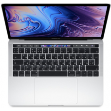 MacBook Pro 13 (2019) Retina Touch Bar 2,4 GHz, 8GB, 256GB Silver MV992