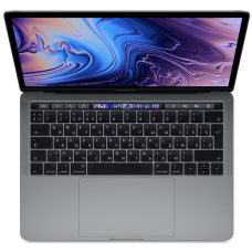 MacBook Pro 13 (2019) Retina Touch Bar 1,4 GHz, 8GB, 128GB Space Gray MUHN2