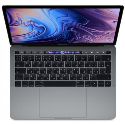 MacBook Pro 13 (2019) Retina Touch Bar 2,4 GHz, 8GB, 256GB Space Gray MV962