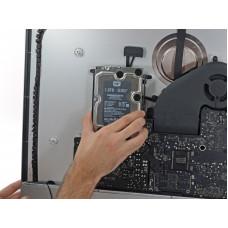 Замена накопителя iMac