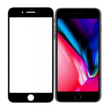 Защитное стекло для Apple iPhone 7/8 Plus Black