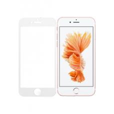 Защитное стекло для Apple iPhone 6/6s White