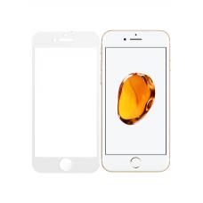 Защитное стекло для Apple iPhone 7/8 White