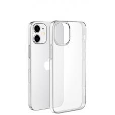 Чехол HOCO iPhone 12 mini силиконовый, прозрачный