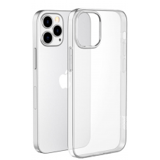 Чехол HOCO iPhone 12 Pro силиконовый, прозрачный