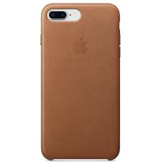 Apple Leather Case iPhone 7/8 Plus Saddle Brown
