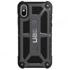 Чехол UAG Monarch iPhone X / XS, серый