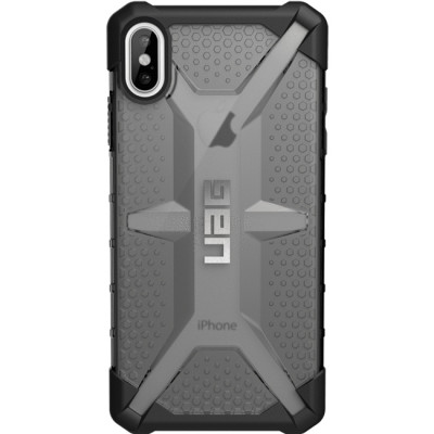 Чехол UAG Plasma iPhone XS Max, темно-прозрачный