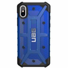 Чехол UAG Plasma iPhone X / XS, прозрачный синий