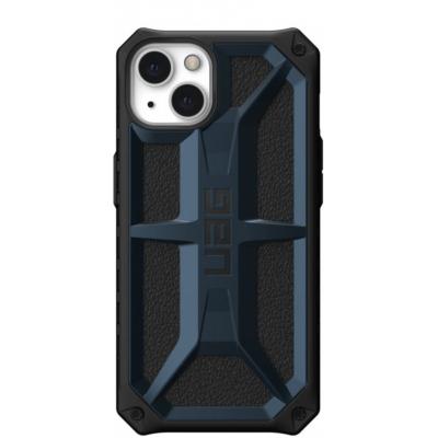 Чехол UAG iPhone 13 Monarch Blue