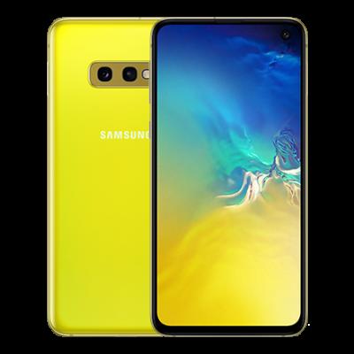 Samsung Galaxy S10e 128Gb Canary Yellow (желтый цитрус)