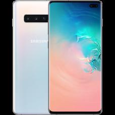 Samsung Galaxy S10+ 128Gb Prism White (белый перламутр)