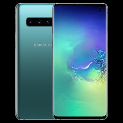 Samsung Galaxy S10 128Gb Prism Green (аквамарин)